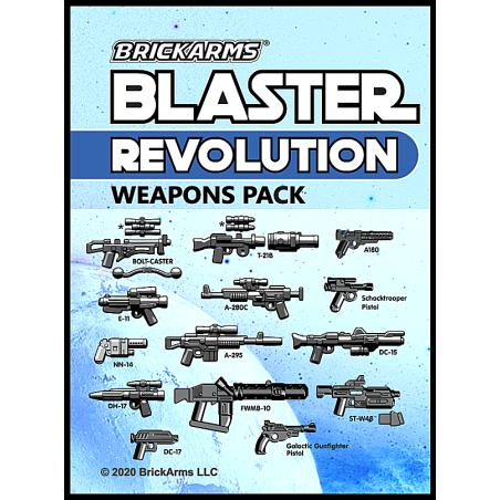 BrickArms Blaster Pack Revolution