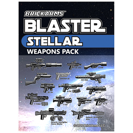 BrickArms Blaster Pack Stellar