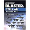 BrickArms Blaster Revolution wapen set voor LEGO Minifigures