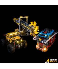 DIY Designer Kit - Technic - Verlichtings Set