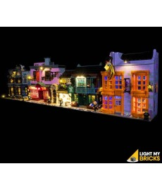 LEGO Diagon Alley 75978 Verlichtings Set