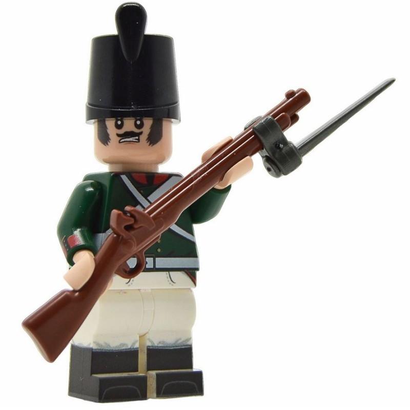 Napoleonic Russian Soldier (1803-1808)