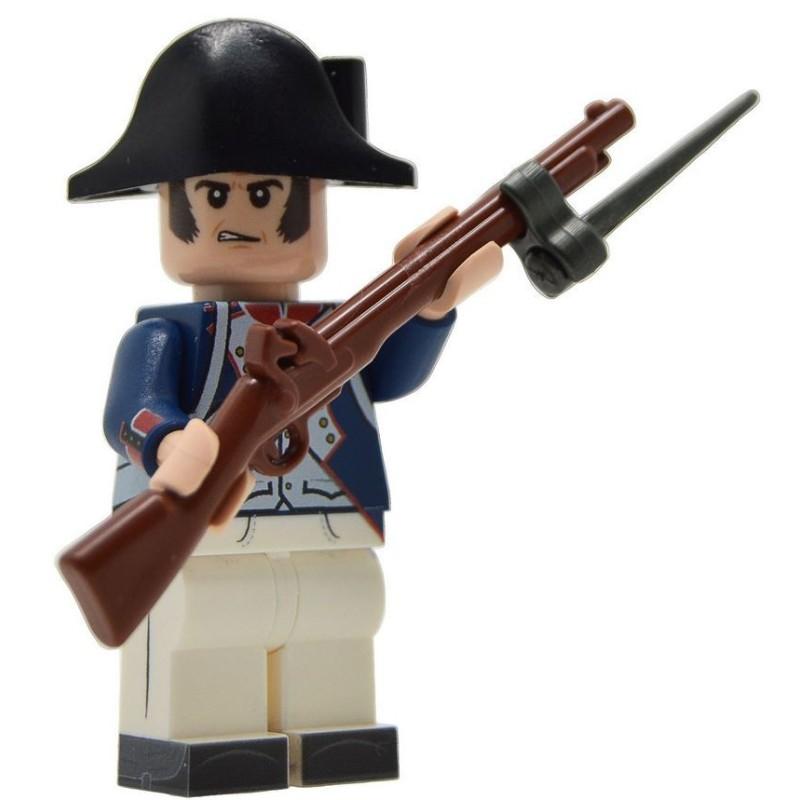 Napoleonic French Fusilier (1799-1807)