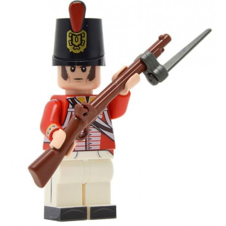 Napoleonic Peninsular War British Soldier