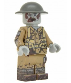 WW1 British Soldier Zombie