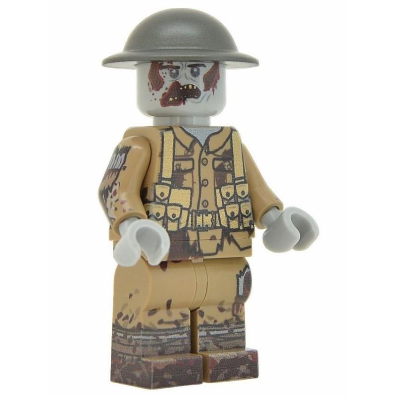 WW1 British Soldier Zombie
