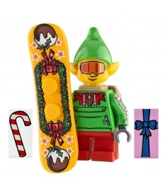 Halfpipe the Elf