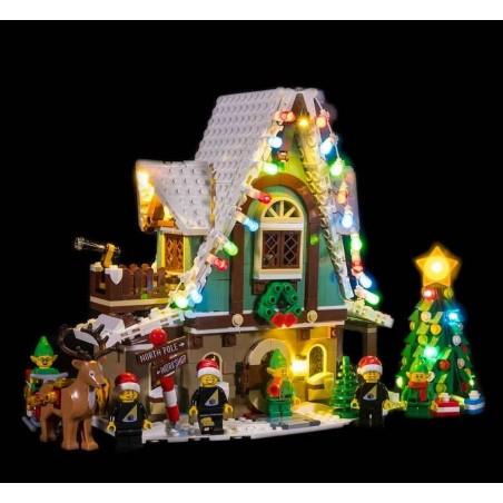 LEGO Elf Clubhuis 10275 Verlichtings Set