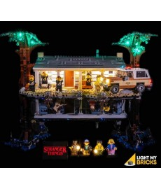 LEGO Stranger Things The Upside Down 75810 Verlichtings Set