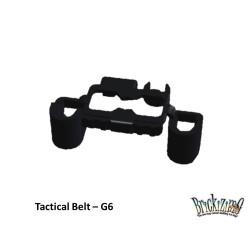 Waffengürtel Taktisch - G6