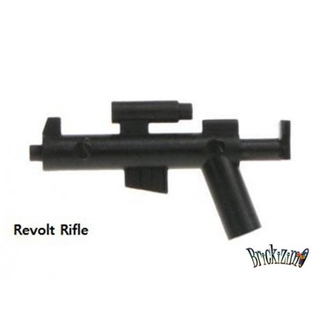 Custom Star Wars - Revolt Rifle- The Little Arms Shop