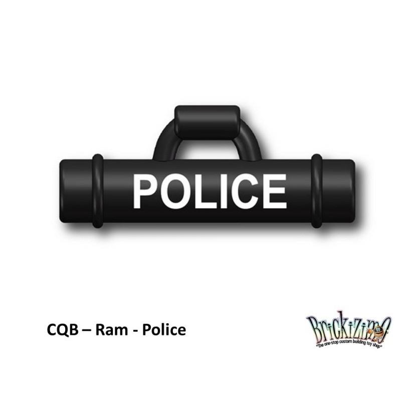 CQB Stormram Police