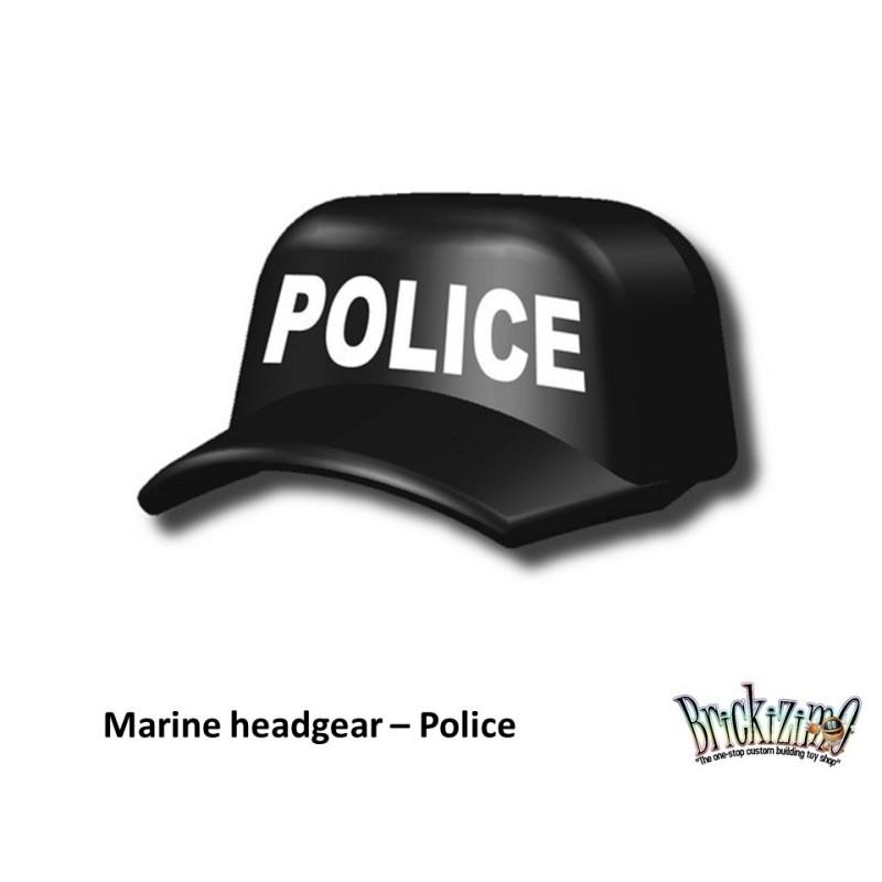Marine Headgear Police
