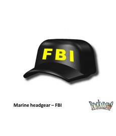 Marine Headgear FBI