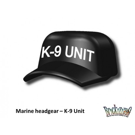 Marine Headgear K-9 Unit