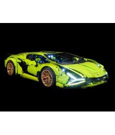 LEGO Lamborghini Sian FKP 37 42115 Light Kit
