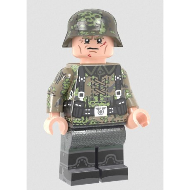 WKII Deutsche Kursk Soldat