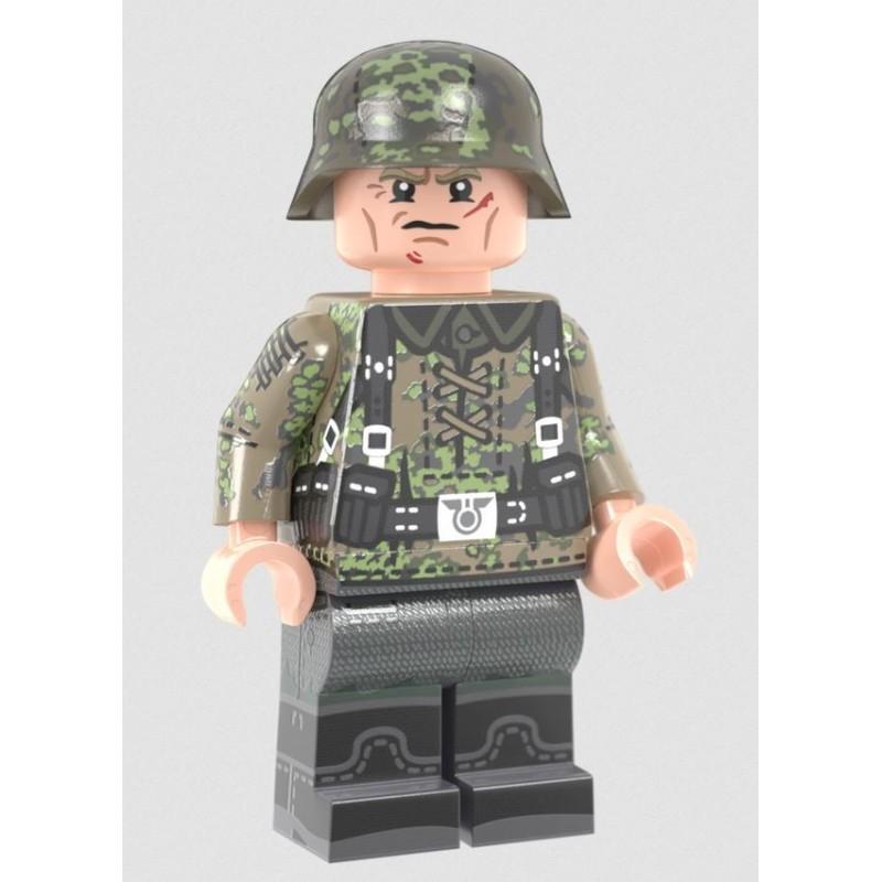 WWII German Kursk Soldier