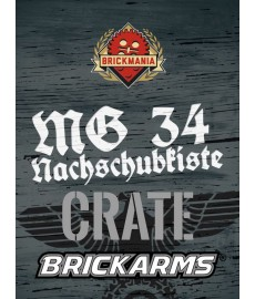 BrickArms® MG34 Crate