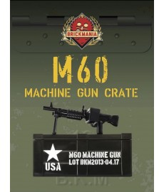 BrickArms® M60 Crate