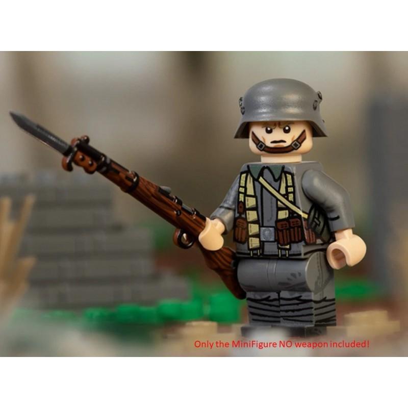 Brickmania WWI German Infantry
