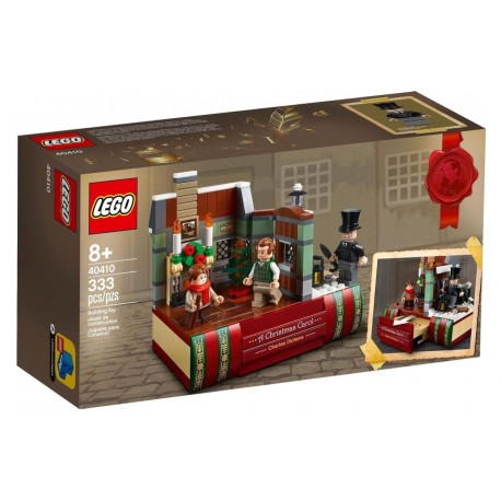 LEGO ® Charles Dickens Tribute - 40410