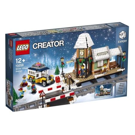 LEGO ® Creator Expert Winterdorp Station - 10259