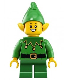 Christmas Elf with Bells