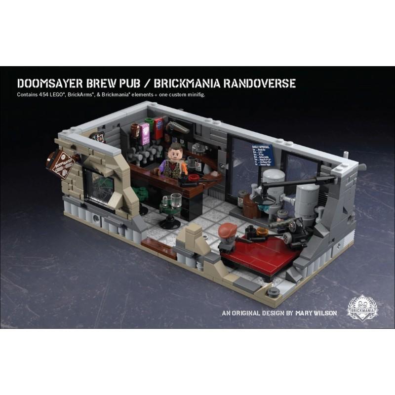 Doomsayer Brew Pub - Brickmania Randoverse