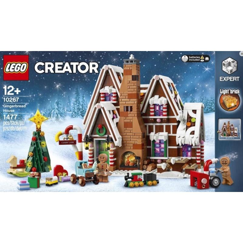 LEGO® Gingerbread House - 10267