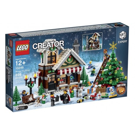 LEGO ® Winter Toy Shop - 10249