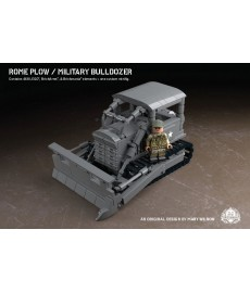 Rome Plow - Military Bulldozer
