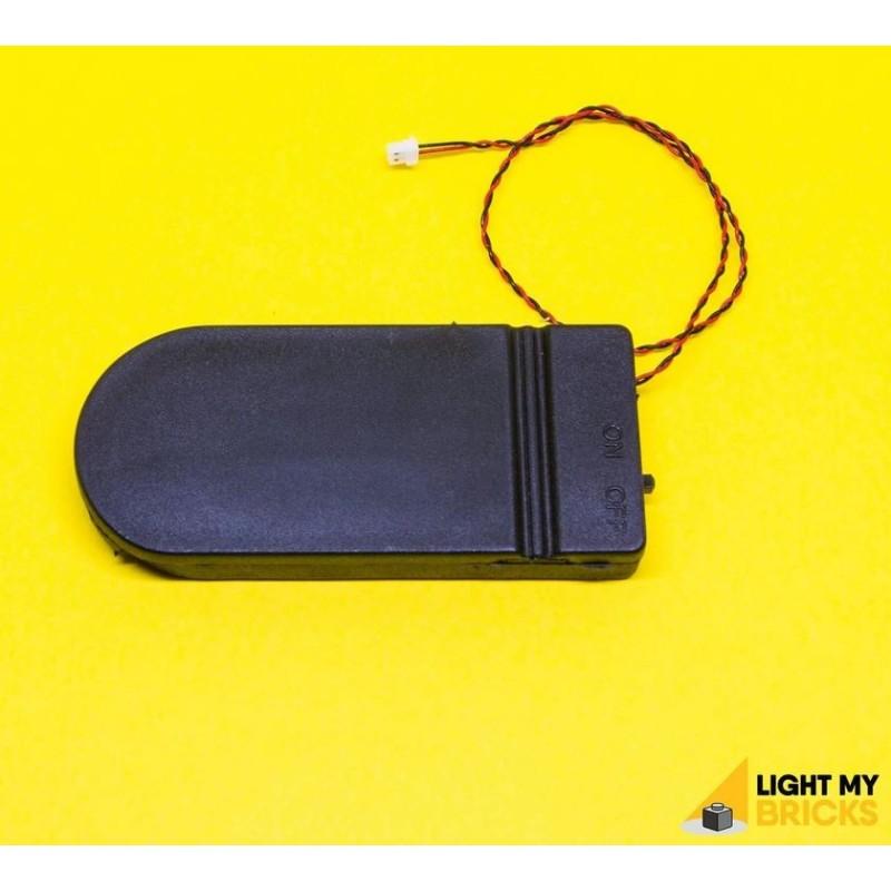 Platte batterijpack (CR2032)