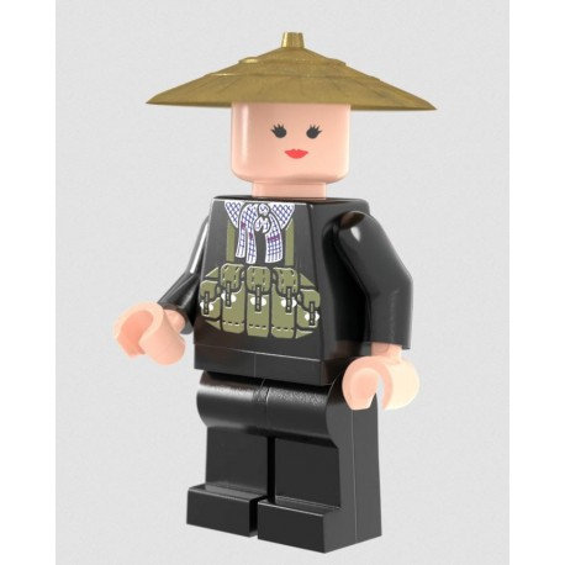 Viet Cong Guerrilla (Female)