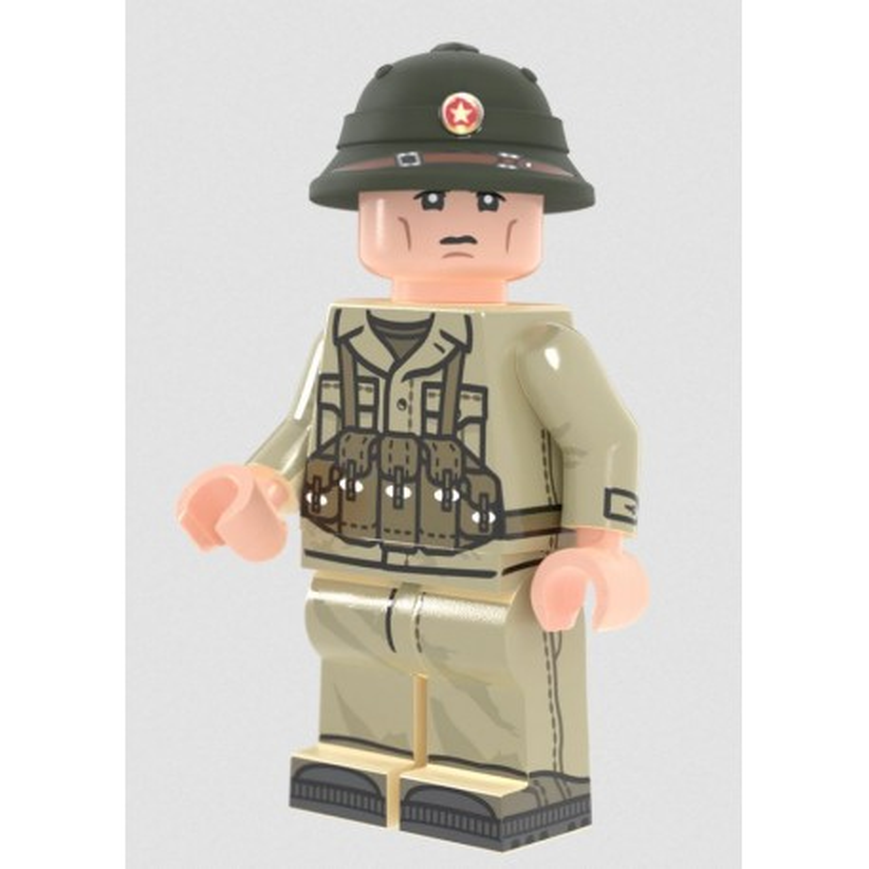 Vietnam War NVA Infantry