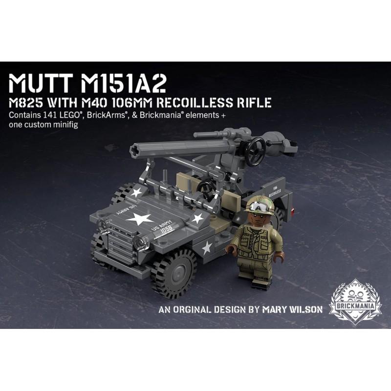 MUTT M151A2 - M825