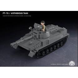 PT-76 - Amphibious Tank