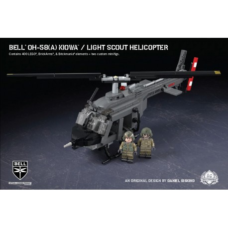 Bell® OH-58(A) Kiowa™ - Light Scout Helicopter
