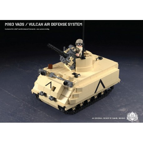 M163 VADS - Vulcan Air Defense System