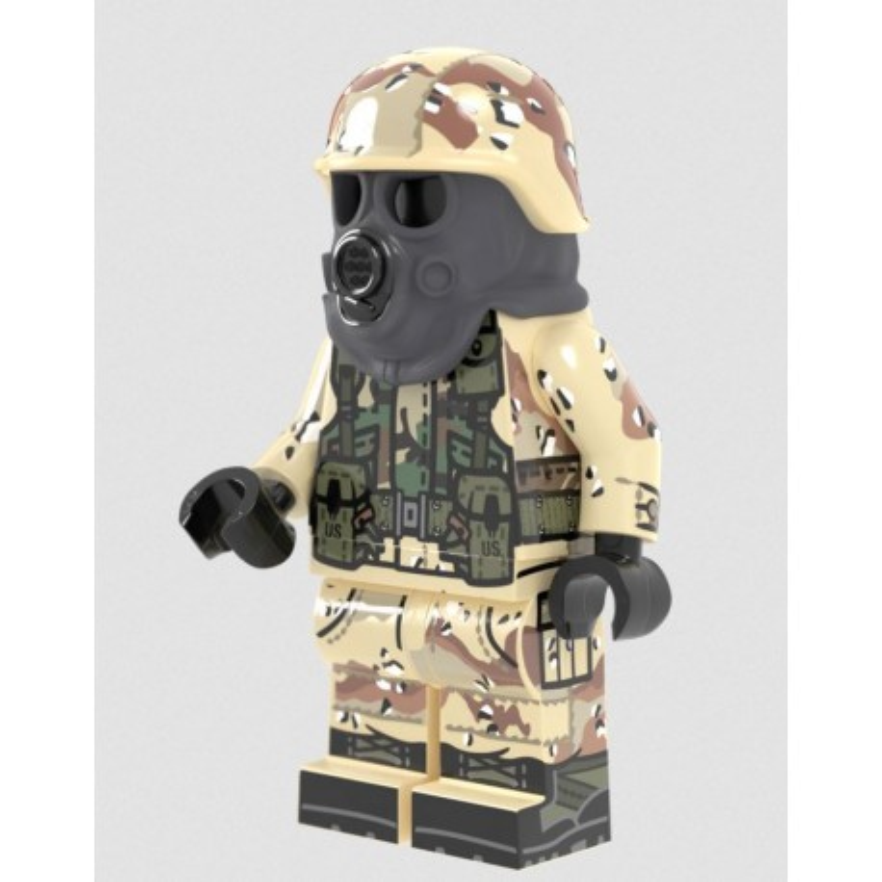 Desert Storm US Army Infantry