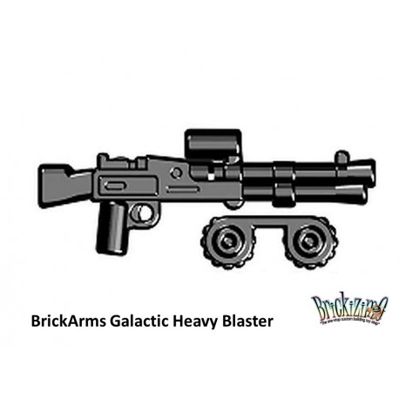 BrickArms Galactic Heavy Blaster