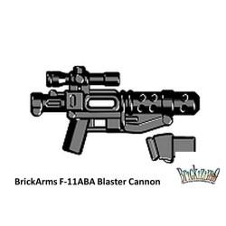 BrickArms F-11ABA Blaster Cannon