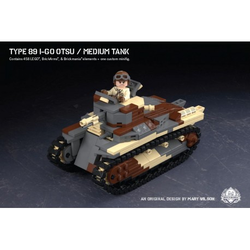 Type 89 I-Go Otsu - Medium Tank