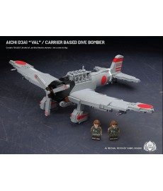 "Aichi D3A1 ""Val""- Carrier Based Dive Bomber"