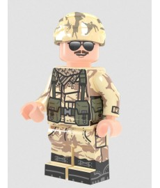 Desert Storm Royal Marines