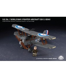 S.E.5a - World War I Fighter Aircraft