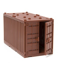 Container - Brown