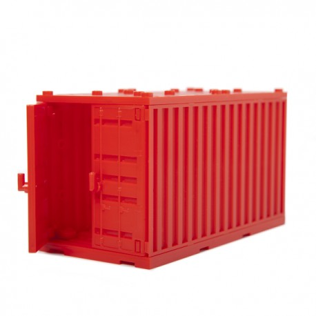 Container - Red