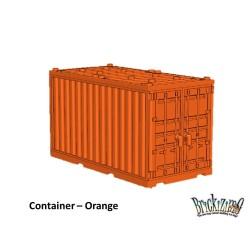 Container - Oranje