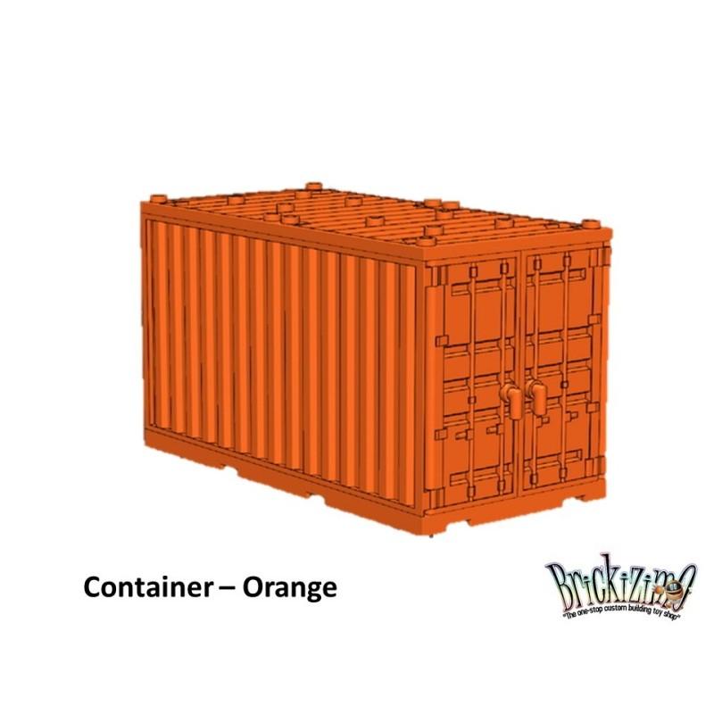 Container - Orange